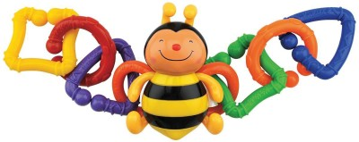 K's Kids The Bees Link Rattle(Multicolor)