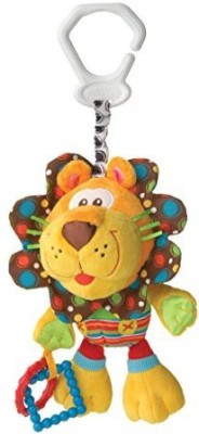 Playgro 10 My First Activity Friend for Baby, Lion Rattle