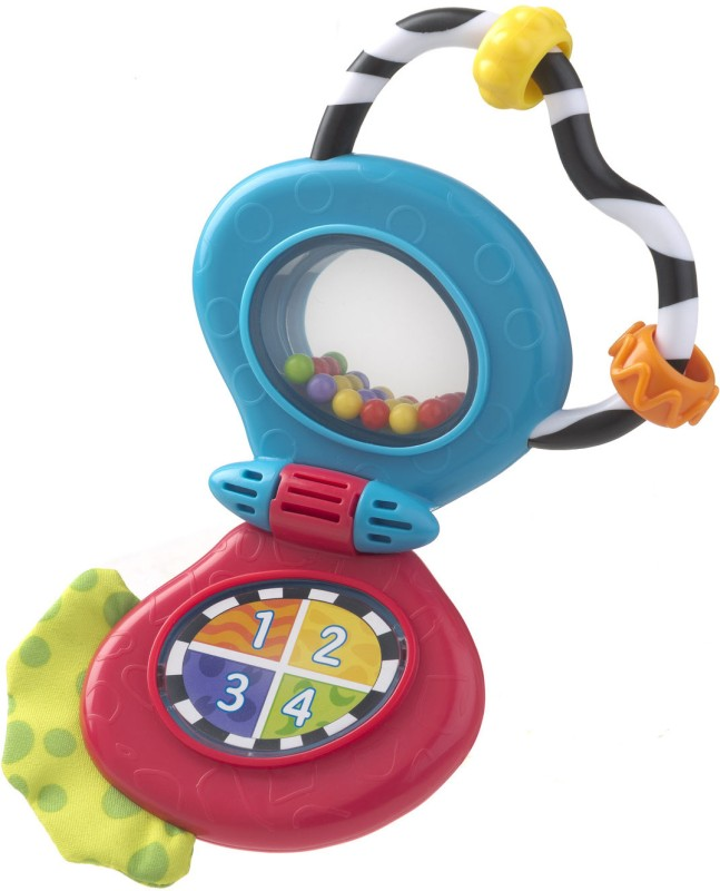Playgro Phone Rattle Rattle(Multicolor)