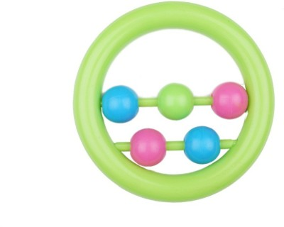 Little Innocent Round Rattle Rattle(Green)
