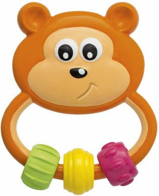 Chicco Easy Grasp Bear Rattle Rattle