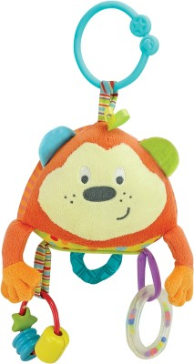 Winfun Little Pals Cheeeky Chimp mobile Rattle