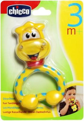 Chicco Fun Teething - Giraffe Rattle