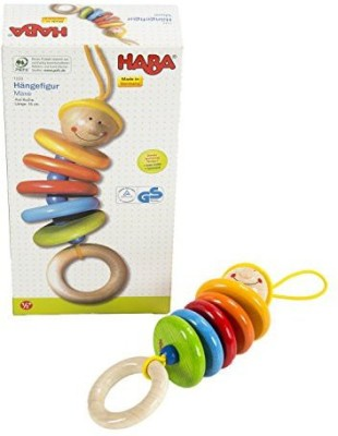 Haba Max Clutching Toy Rattle