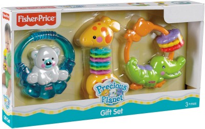 Fisher-Price Precious Planet Gift Set Rattle