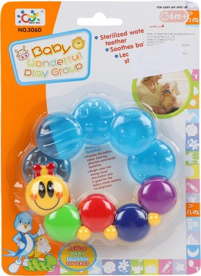 Toysocean Solid Charm Rattle