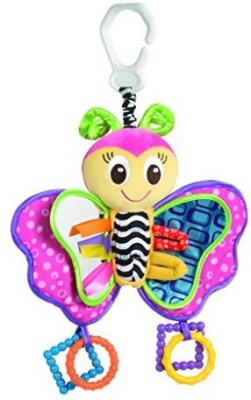 Playgro Activity Friend Blossom Butterfly Baby Toy Rattle