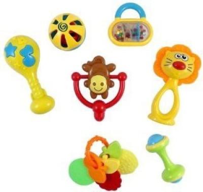 NOVICZ Baby Rattle Toy Set Rattle