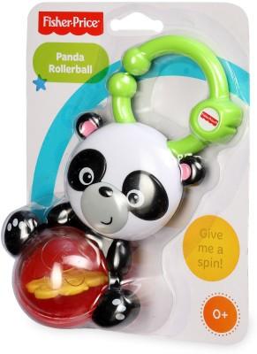 Fisher-Price Panda Roller Ball Rattle