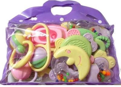 Turban Toys Sweet Cuddle Rattle