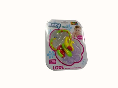 Shop & Shoppee Baby gift set Teether Rattle
