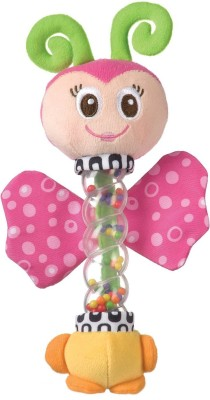 Baby bucket Playgro My First Twinkle Stick Butterfly (Multicolor) Rattle