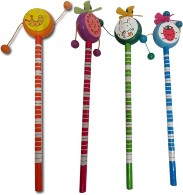 DCS Baby Funny Pencils Rattle