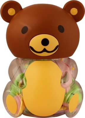 RVOLD set of 10 with teddy box Rattle