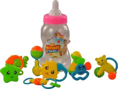 Magic Pitara My First Toy Set Shaking Bell Rattle