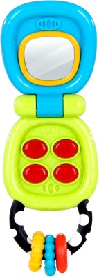 Bright Starts My Little Flip Phone Rattle