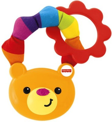 Fisher-Price Fisher price soft ring teether rattle Rattle