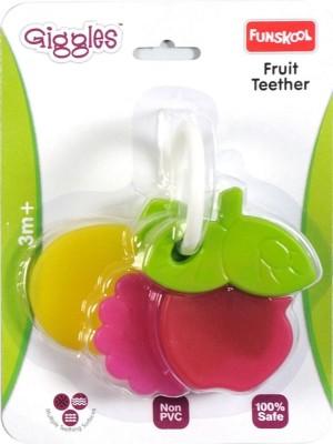 Funskool Fruit Teether Rattle