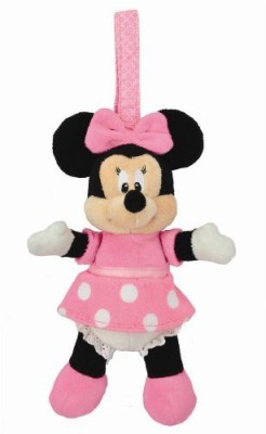 Disney Baby: Minnie Mouse Chime Toy by Kids Preferred Rattle
