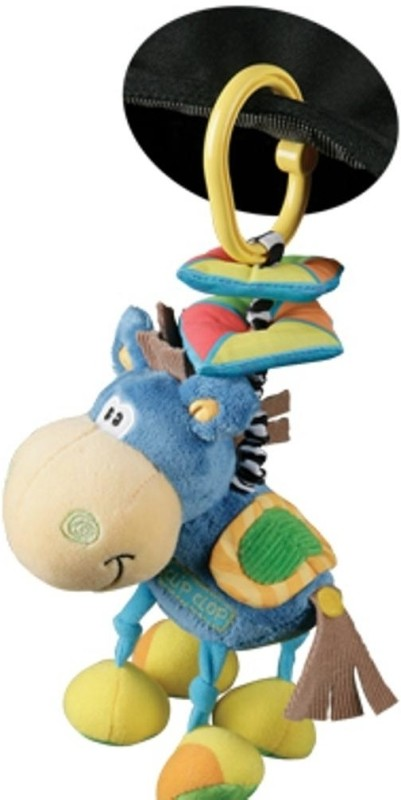Playgro Toy Box Wiggling Mimsy Rattle