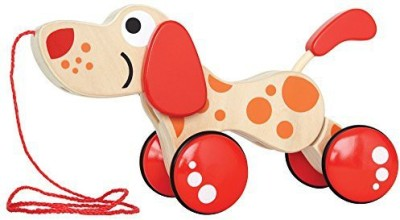Hape Walk-A-Long Puppy Rattle