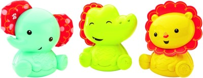 Fisher-Price Roly-Poly Pals Rattle