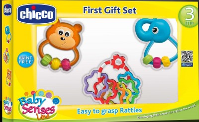 Chicco Baby senses line Rattle