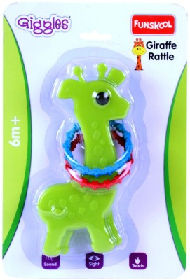 Funskool Giggles Giraffe Rattle