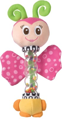 Playgro Twinkle Stick Butterfly Rattle