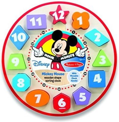 Melissa & Doug Mickey Mouse Rattle