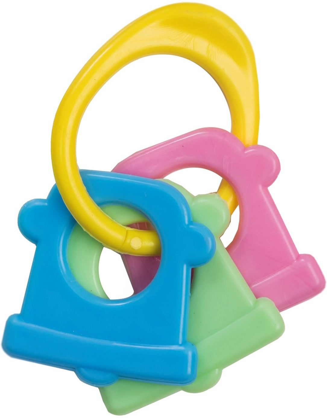 Love Baby First Toy - Cow Bell Rattle