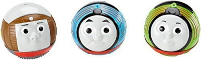 Fisher-Price My First Thomas & Friends Rail Rollers 3-Pack Rattle