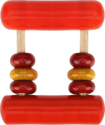 Kec Green Games Abacus Rattle