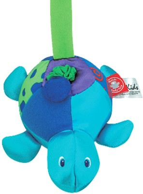 K's Kids Little Turtle Rattle(Blue)