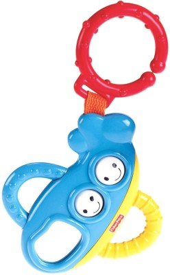 Fisher-Price Airplane Teether Rattle