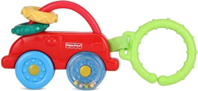 Fisher-Price On-the-Go - Gift Set Rattle