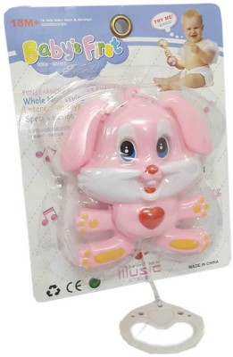Lotus Baby's First Friend Rattle