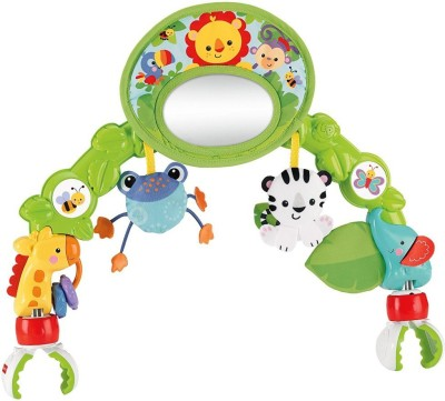 Fisher-Price Deluxe Stroller Activity Center Rattle