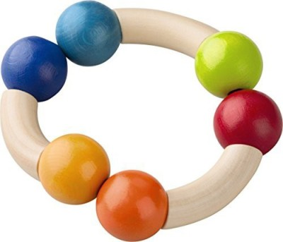 Haba Magic Arch Clutching Toy Rattle