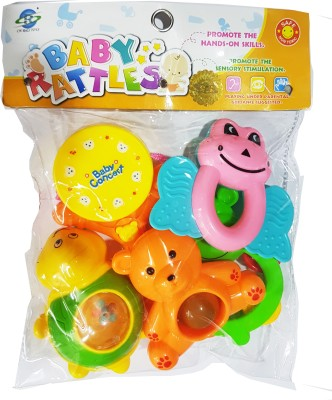 RAF INDIA BABY TOY Rattle