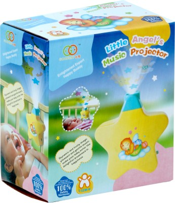 Little angels music Projector Rattle