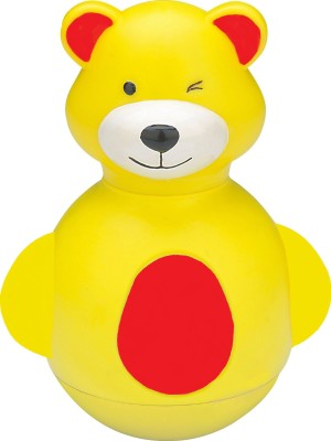 Funworld Teddy Roly Poly Rattle