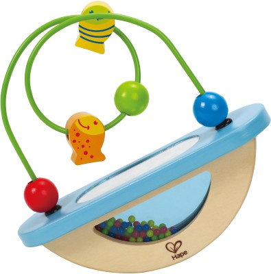 Hape Fish Bowl Fun Rattle