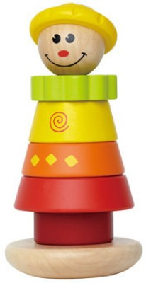 Hape Stacking Jill Rattle