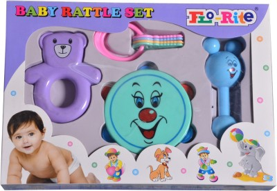Flo-Rite Baby Toys Rattle