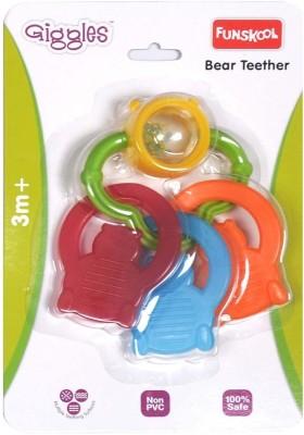 Funskool Bear Teether Rattle