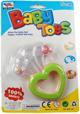 Tinny Tots Toy Rattle-001 Rattle
