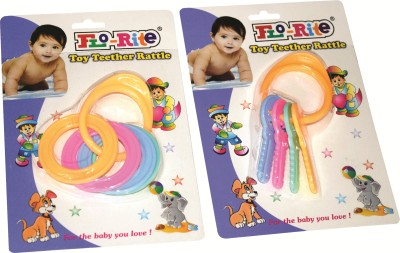 Flo Rite Lilly Key Rattle