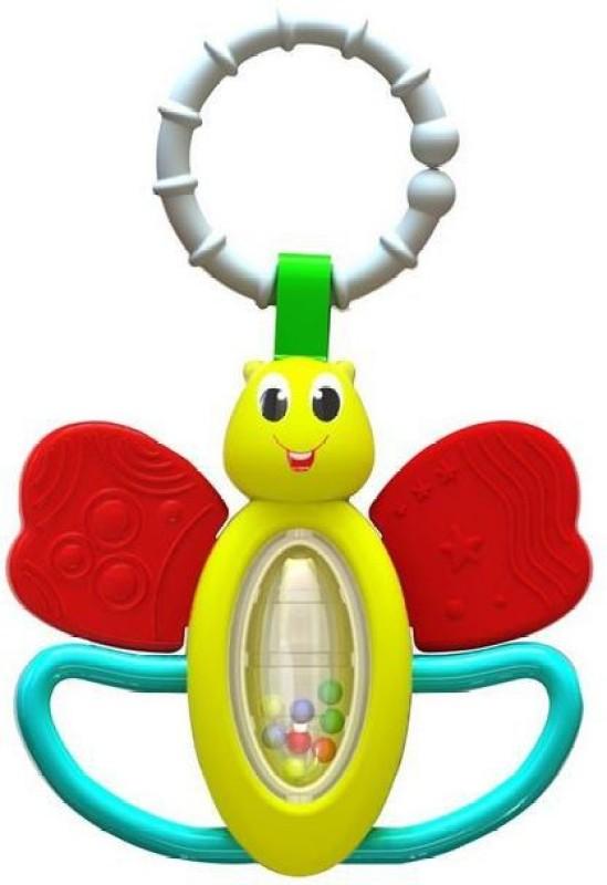 Funskool Mixer My Lil' Butterfly Rattle(Multicolor)