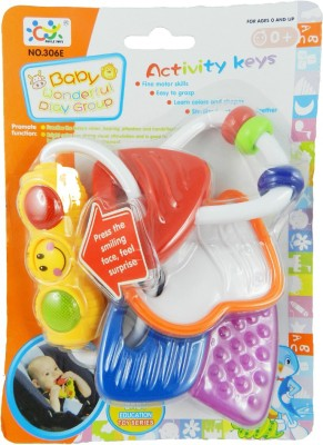 SUPERVISION Activity Key Rattle